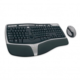 Microsoft Natural Wireless Ergonomic Desktop 7000
