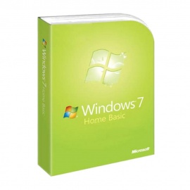 Windows 7 Home Basic 32-bit