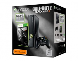 Microsoft Xbox 360 250GB + Call of Duty