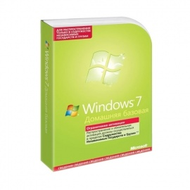 Windows 7 Home Basic 64-bit